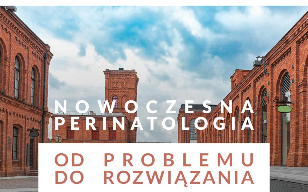 Aktualny harmonogram – Nowoczesna perinatologia – od problemu do rozwiązania