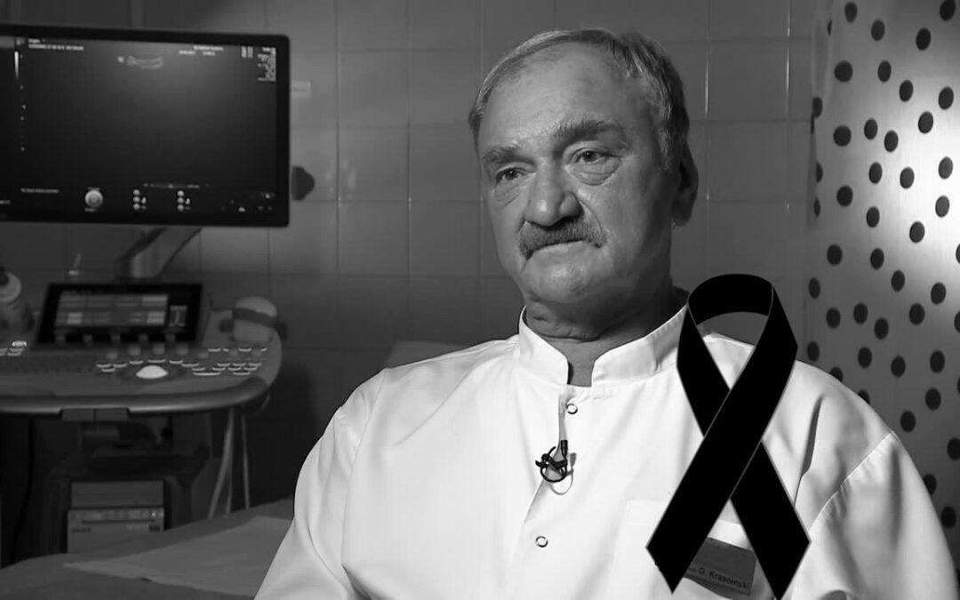 Pożegnanie Pana Profesora Grzegorza Krasomskiego